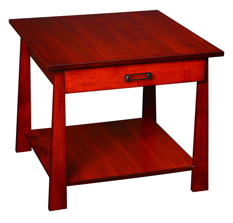 Craftsman Large End Table (V16 #240)