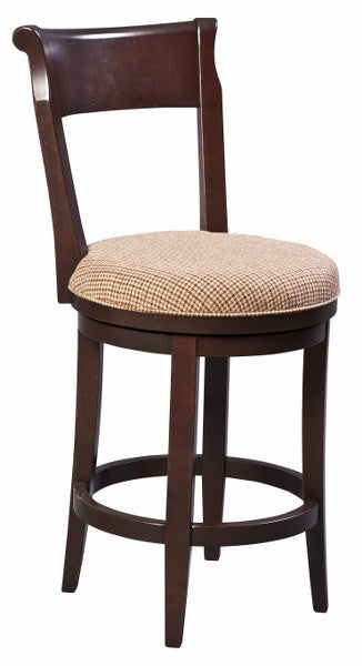 Vineyard Swivel Counter Chair (Zimmermans # 24338 & # 30338)