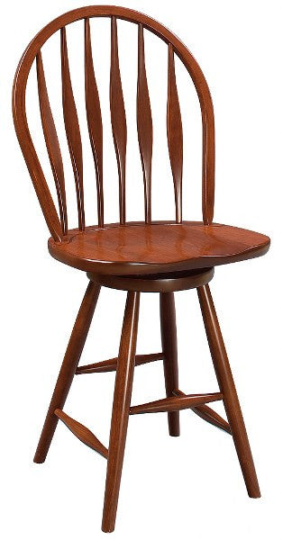 Malibu Swivel Counter Stool (Zimmermans # 2434 & # 3034)