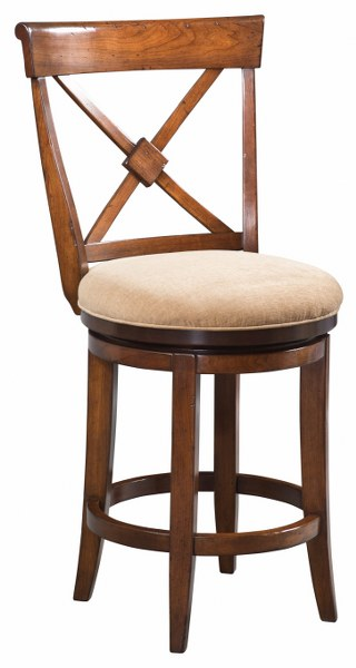 Braslow Swivel Stool (Zimmermans #24374)