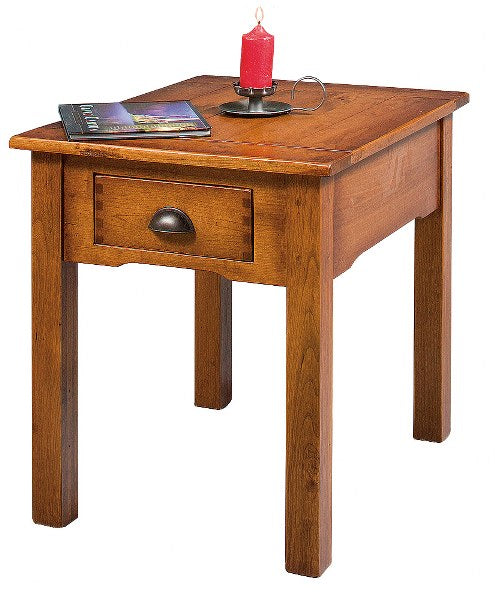 Country Lodge End Table (Zimmermans #250)