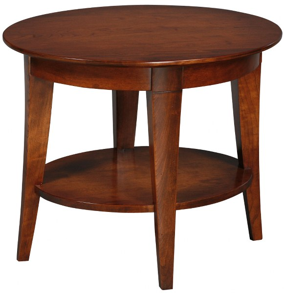 Stratos Oval End Table (Zimmermans #2854)