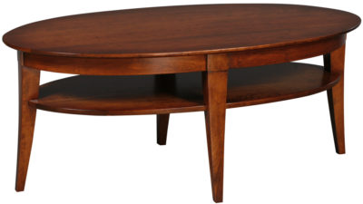 Oval Coffee Table (#2857 or #2858)