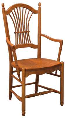 Sheafback Side Chair (Zimmermans # 28)
