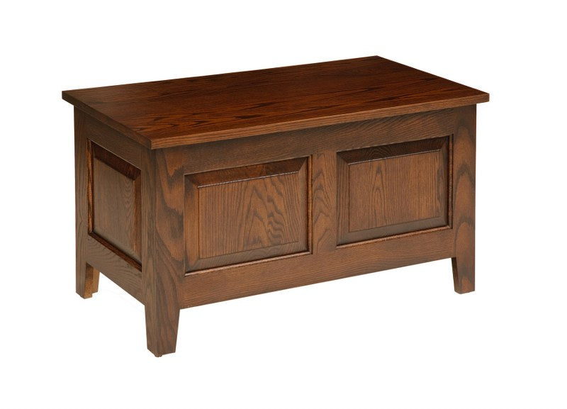 Two Panel Shaker Cedar Chest (Cedar Chests #3316-22)