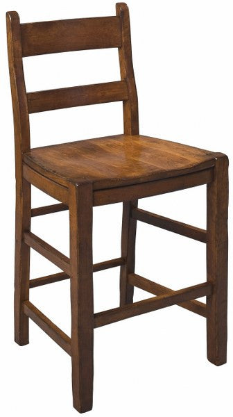Farmhouse Counter Stool (Zimmermans # 32224 & # 32230)