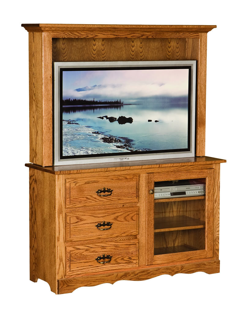 with spring armoire pine tv pin for sale furnitureandmore hutch broyhill garage solid fontana in s doors