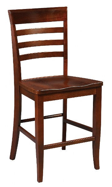 Capri Counter Stool (Zimmermans # 372-24 & # 372-30)