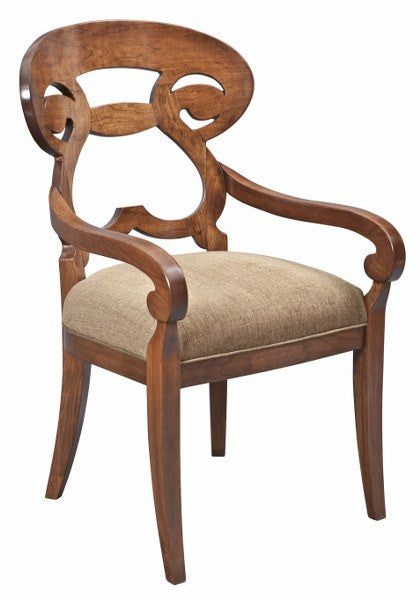 Hermitage Arm Chair (Zimmermans # 386A)