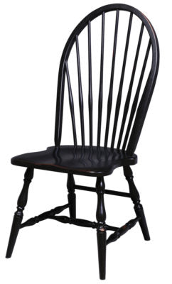 Windsor Hi-Back Side Chair (Zimmermans #390)