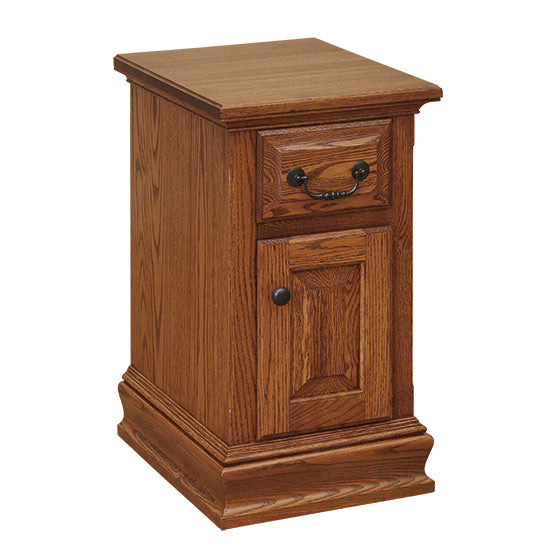 Royal Narrow Bedside Table (OCH #405-RO)