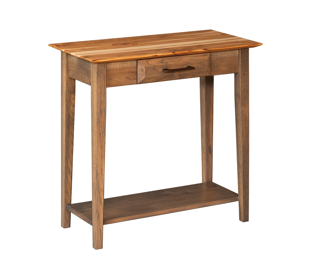 Simplicity Console Table w/Drawer & Shelf (V16 #424)