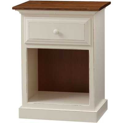 1-Drawer Nightstand (Pine IE #42)