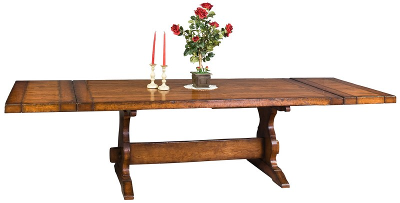 French Trestle Table (Zimmermans #453/#457)