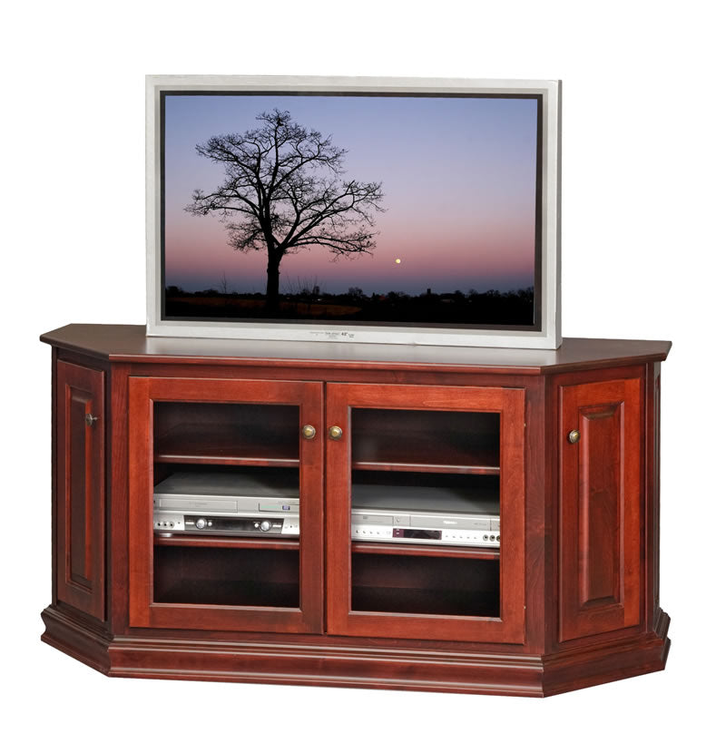 Canted Front TV Stand (Mt Pleasant #471)