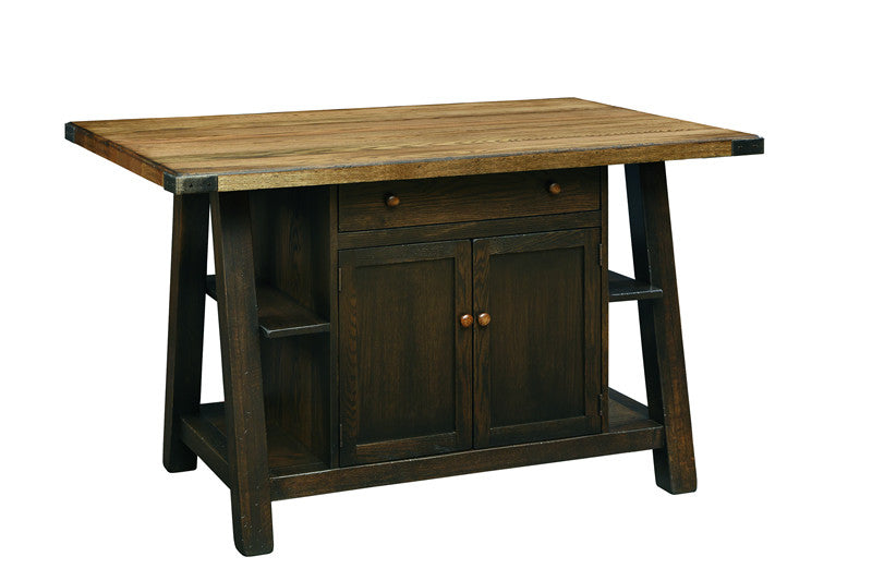 Farmstead Kitchen Island BASE (V16 # 490)