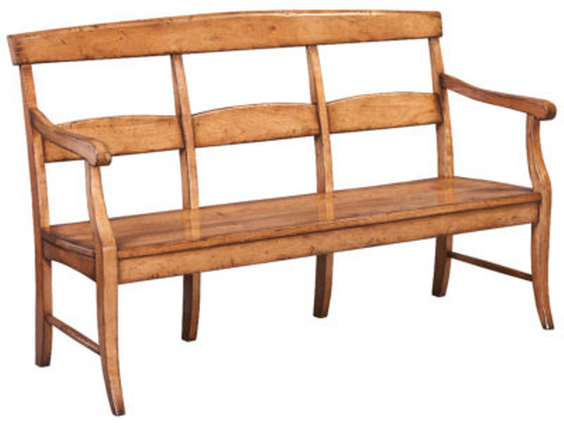 Bordeaux Bench (Zimmermans #5530)