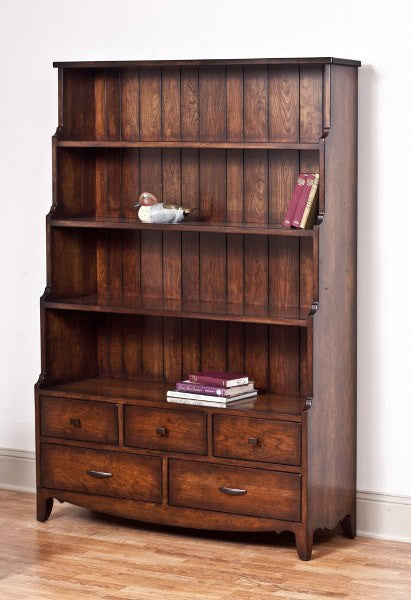 Waverly Bookcase (Zimmermans # 6205)