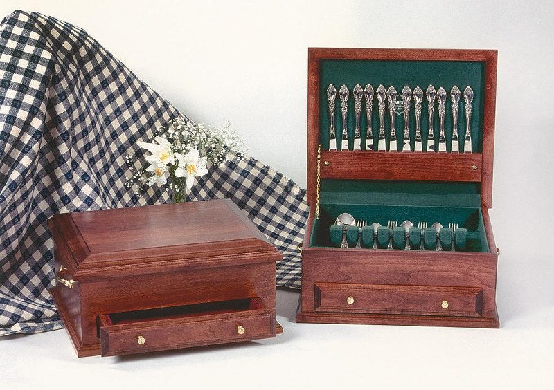 Silverware Chest (Byerstown #405)