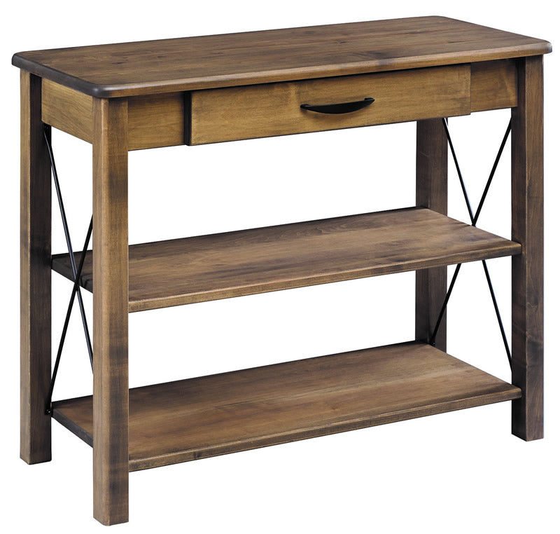 Crossway Console Table (V16 #724)