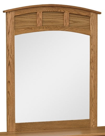 Curved Flat Panel Mirror (OCH #785B)