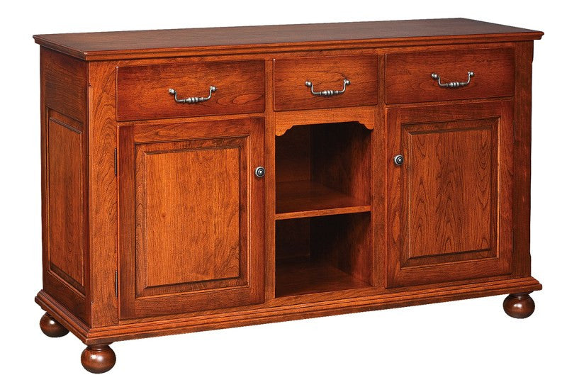 Heirloom Open-Front Buffet (Zimmermans # 835-1)