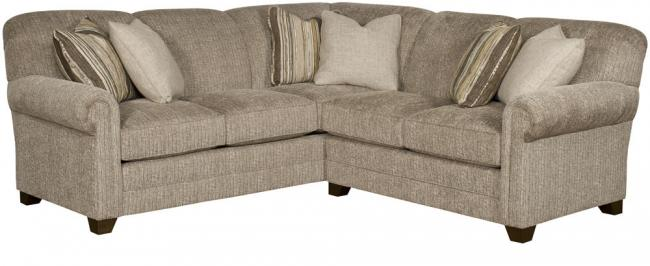 Annika Sectional (King Hickory # 3862 & # 3873)