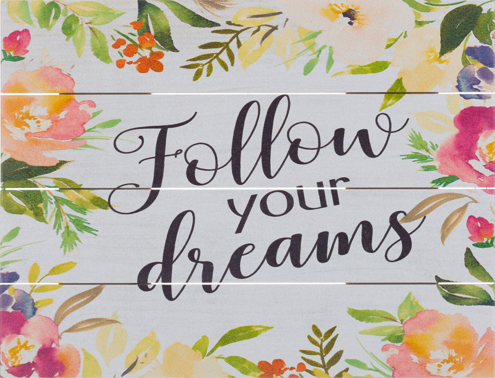 Follow Your Dreams (Beechdale 912PA-B0108A)