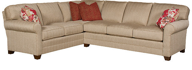 Bentley Sectional (King Hickory # 4463 & # 4452)