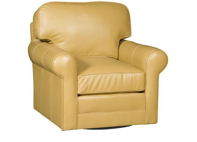 Bentley Swivel Chair (King Hickory # 4401S-SAB-L)