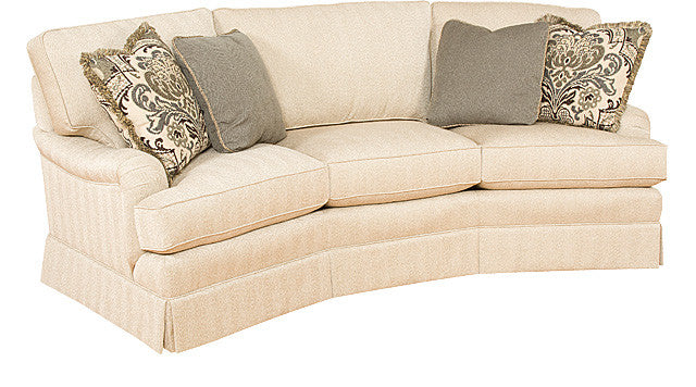 Chatham Conversation Sofa (King Hickory # 5965-ELS-F)