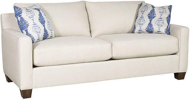 Darby 2-Cushion Sofa (King Hickory #2285-JAW-F)