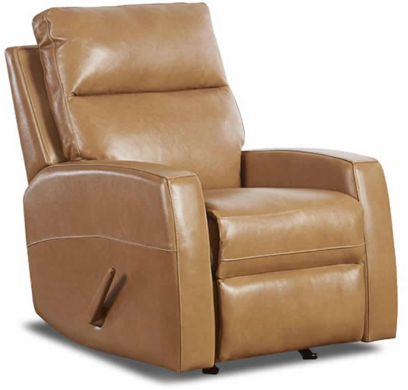 Davion Leather Recliner (Comfort Design #CLP241 RC)