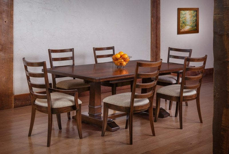 Latitude Trestle Table (Zimmerman #4503/#4507)