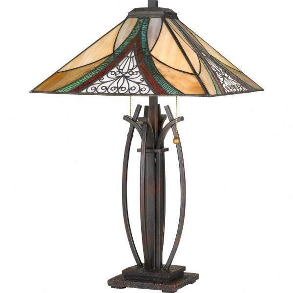 Orleans Table Lamp (Quiozel TF3342TVA)