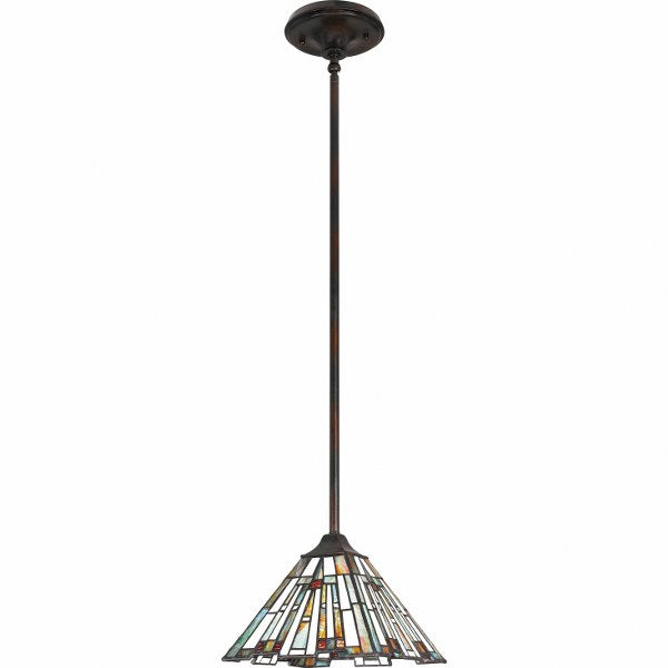 Maybeck Mini Pendant Light (Quoizel TFMK1508VA)