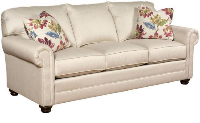 Bentley Sofa (King Hickory #4400-PAB-F)