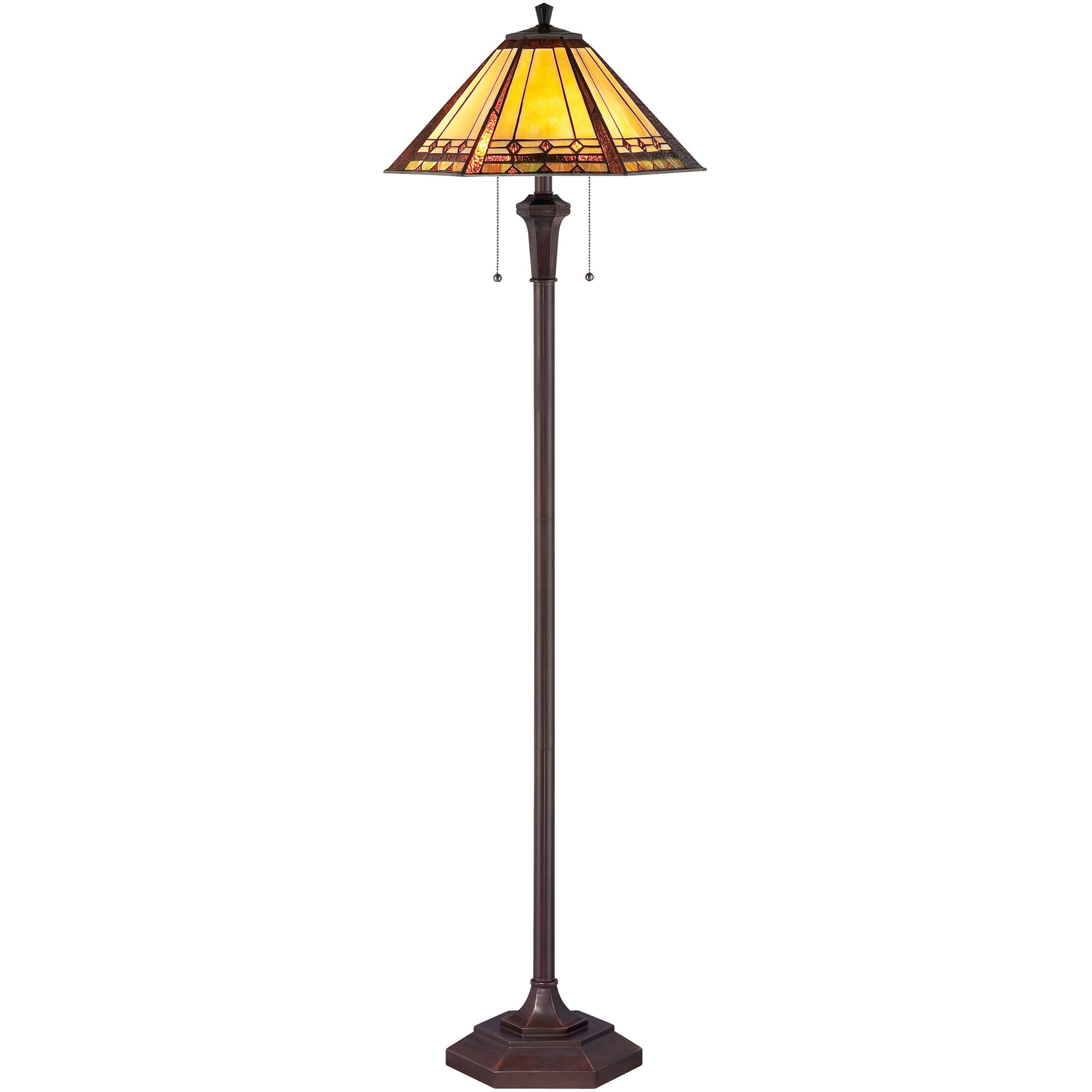 Arden Floor Lamp Quoizel Tf1135t Our Country Hearts