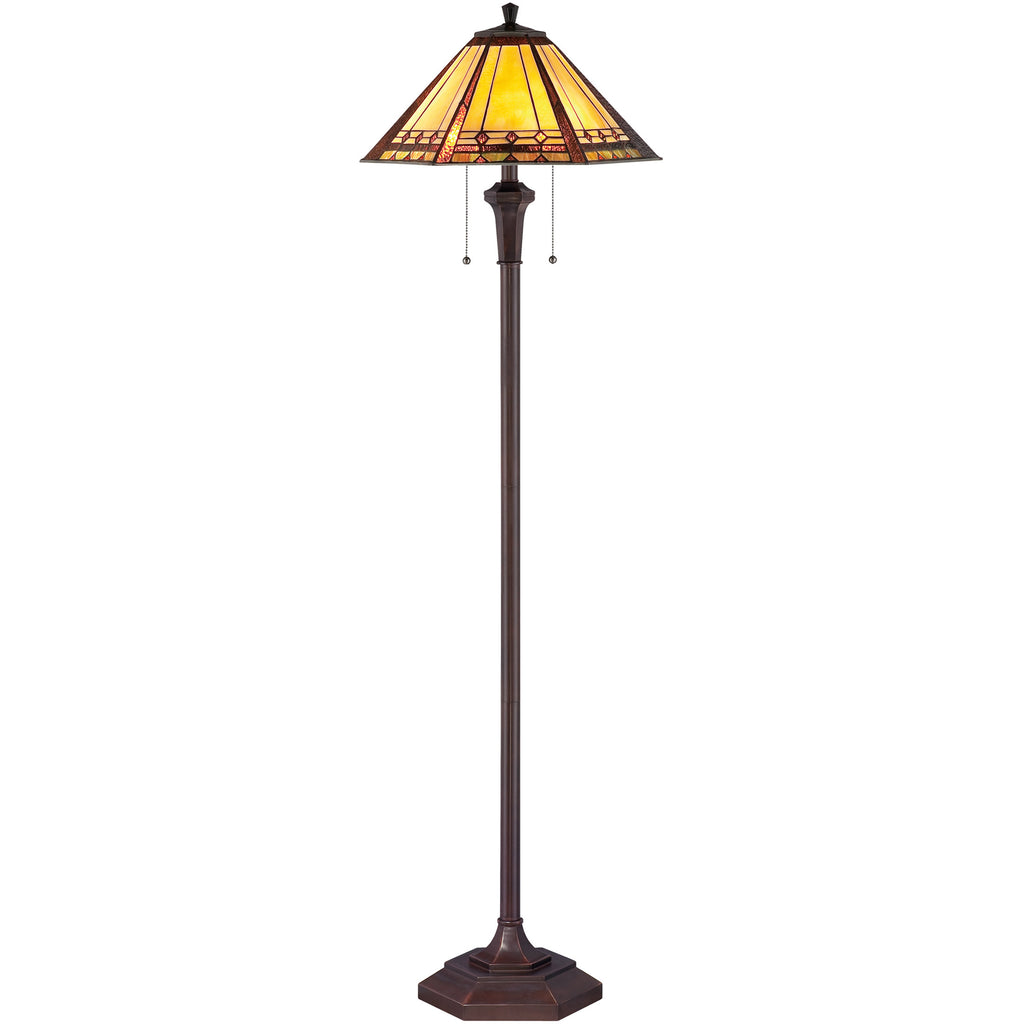 Arden Floor Lamp (Quoizel # TF1135T)