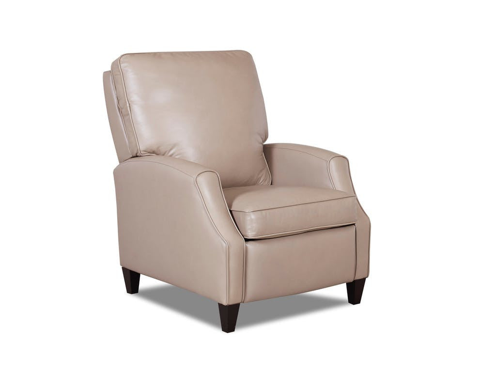 Zest II High Leg Leather Recliner (Comfort Design #CL233 HLRC)