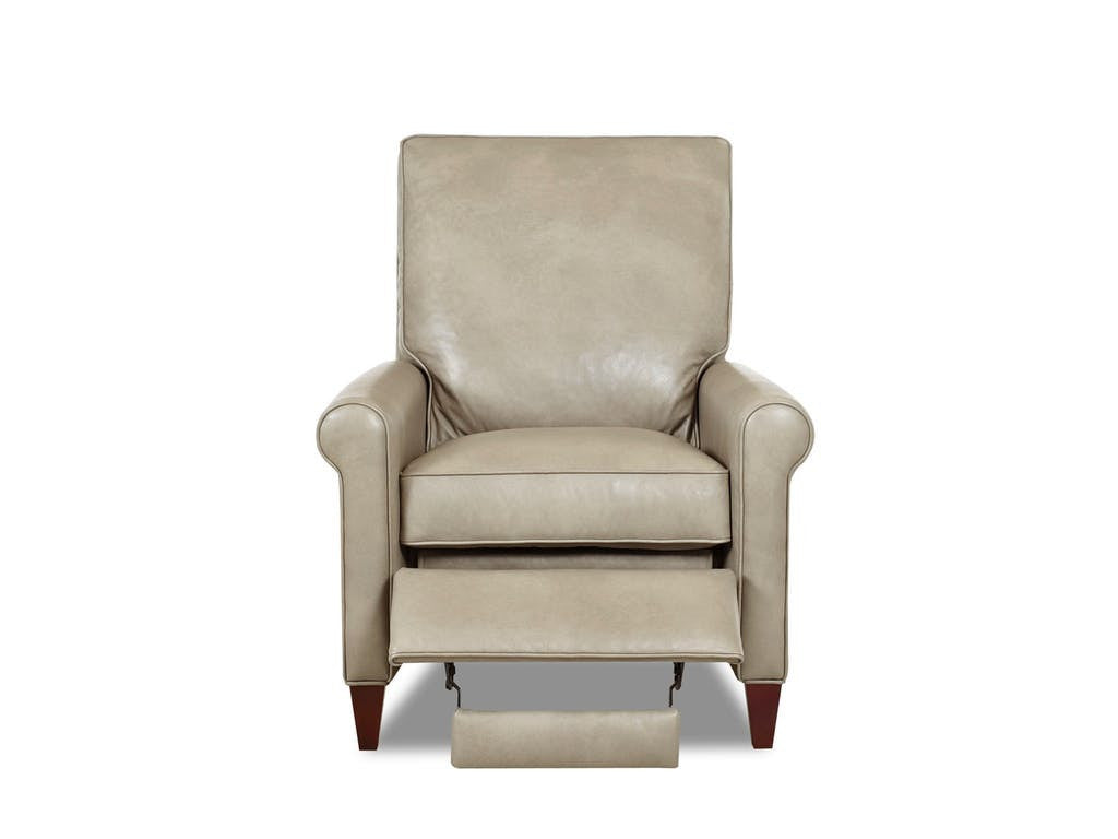 Finley High Leg Leather Recliner (Comfort Design #CL749 HLRC )