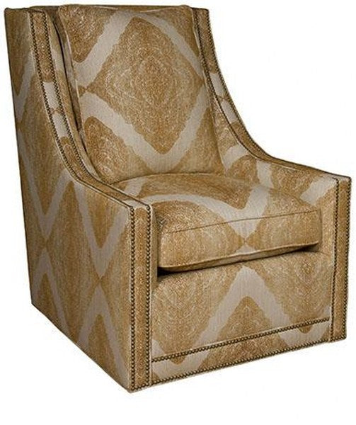 Elsa Swivel Chair (King Hickory # C91-01)