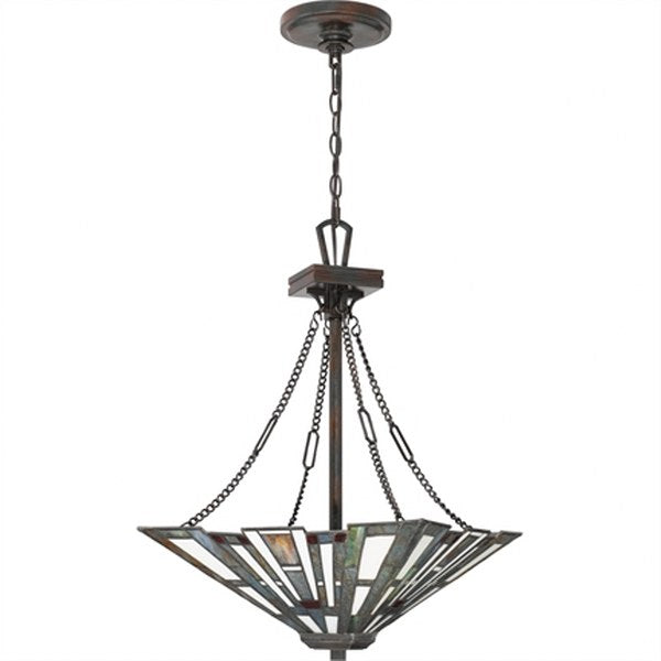 Maybeck Ceiling Pendant Light (Quoizel TFMK2817VA)