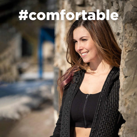 Comfortable Bra 24/7 wearability
