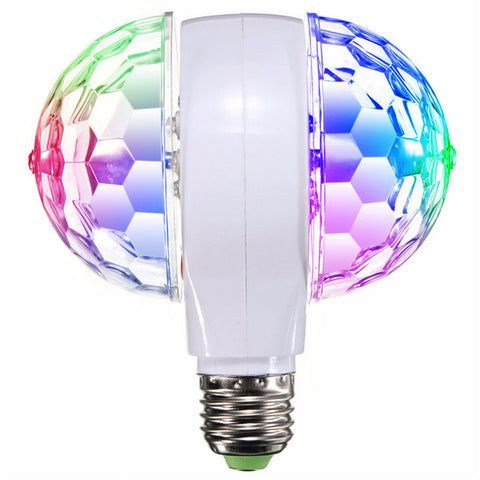 3W Rotating Light Bulb