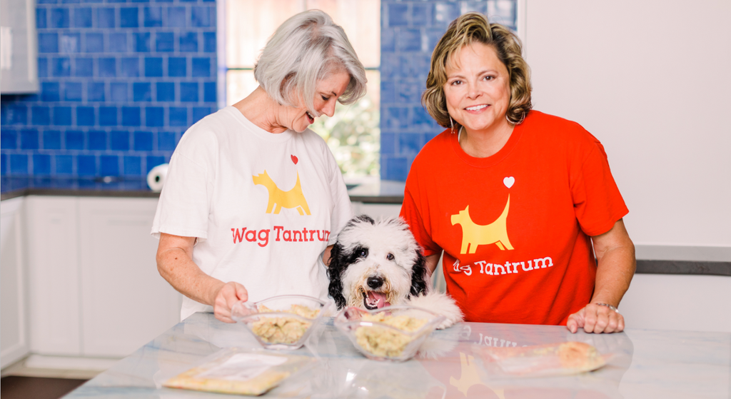 WAG TANTRUM ORGANIC DOG FOOD TURNS ONE! THANK YOU FOR A YEAR FULL OF TAIL-WAGGIN', CLEAN BOWLS AND HAPPY PUPS
