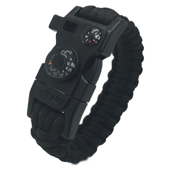 15 in 1 Outdoor Camping Utility Wristband