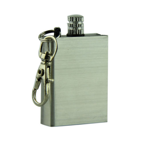 Portable Survival Matchless Flint Lighter