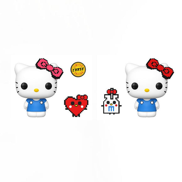 PRE-ORDER TBD 2019 SANRIO HELLO KITTY ANNIVERSARY WITH CHASE FUNKO POP! VINYL FIGURE