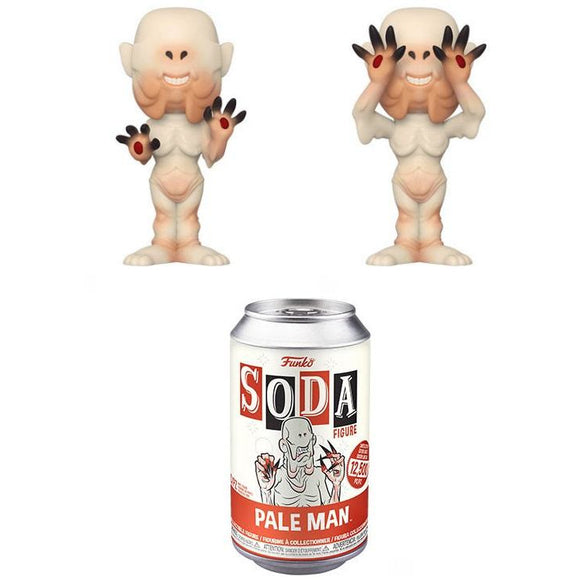 PRE-ORDER APRIL 2021 FUNKO SODA PAN'S LABYRINTH PALE MAN W/ 1 IN 6 CHANCE AT CHASE